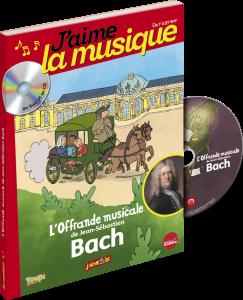 L'offrande musicale de Jean-Sébastien Bach
