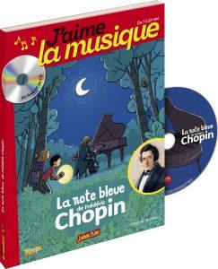 La note bleue de Frédéric Chopin