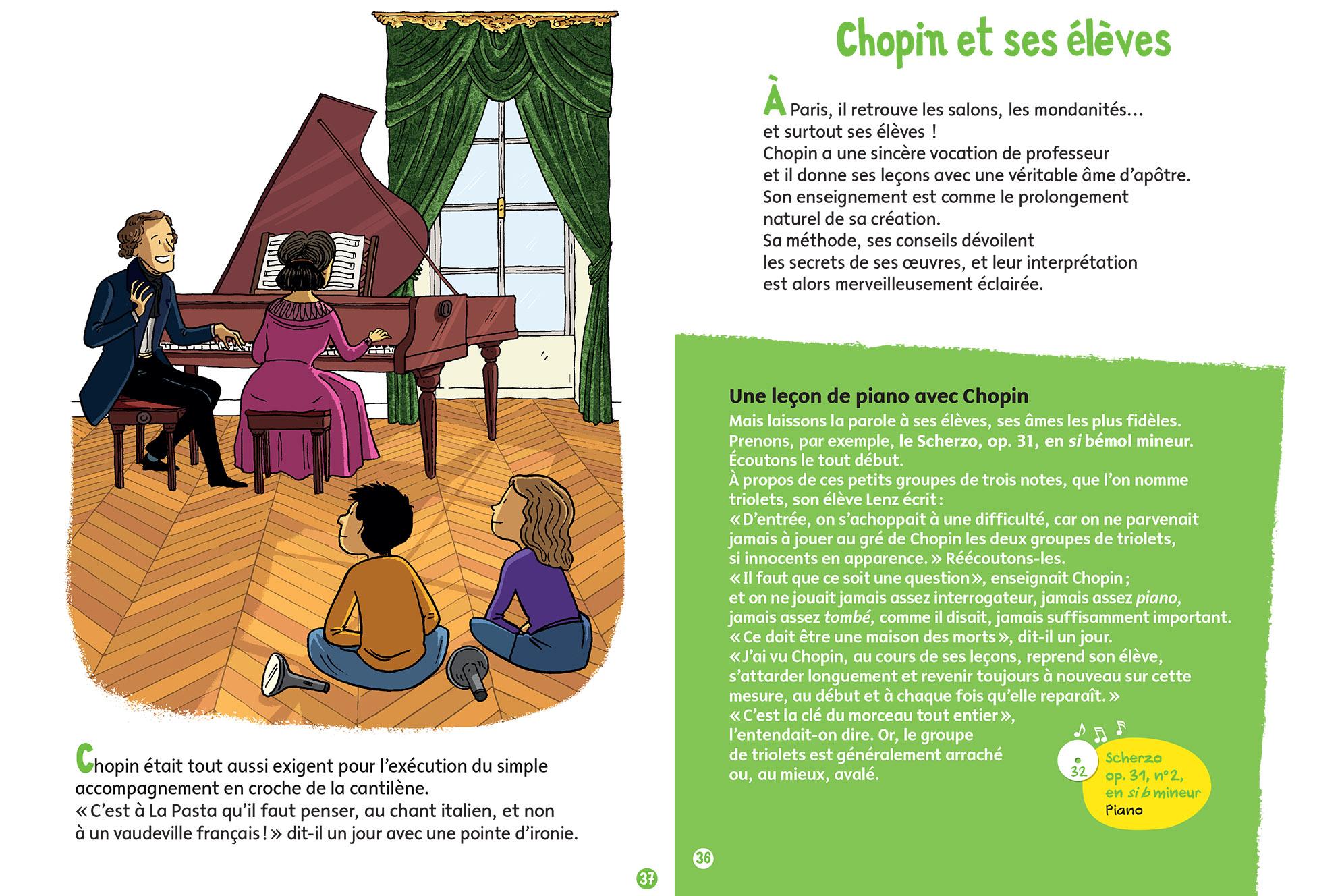Aperçu Chopin