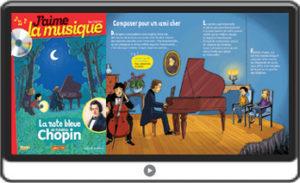 confinement Chopin enfants